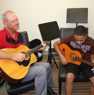 guitar lessons charlotte