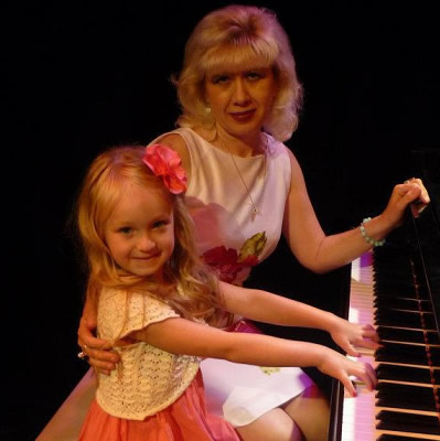 Kid Piano Classes NC