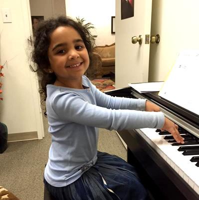 Kid Piano Classes