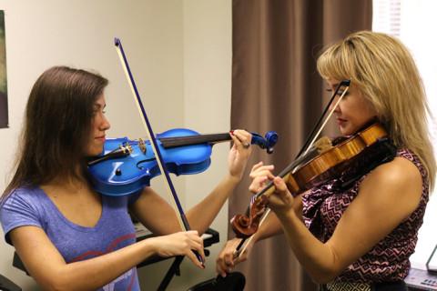 violin lessons NC