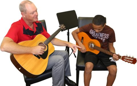 Guitar Teacher NC