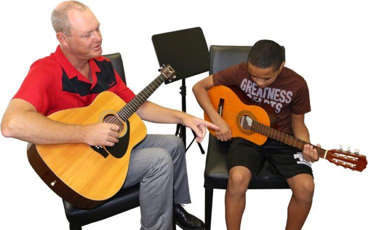 Guitar Teacher NC