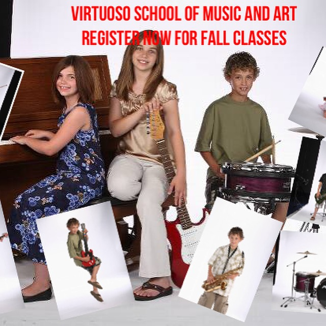 Virtuoso School of Music and Art