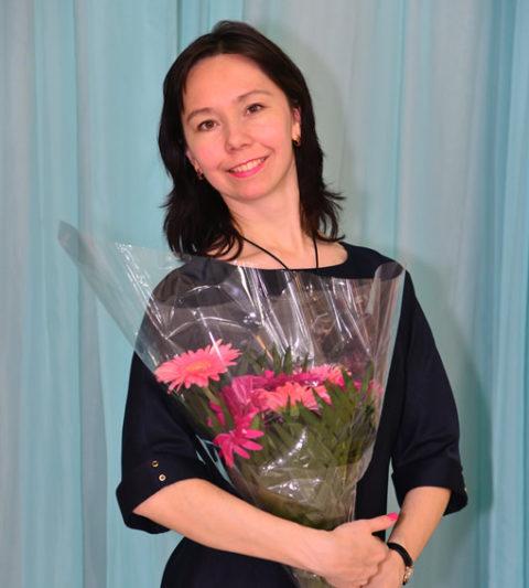 Alfiya Tazytdinova