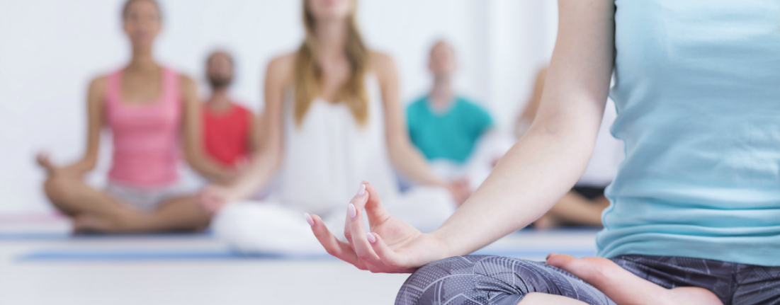 adult yoga