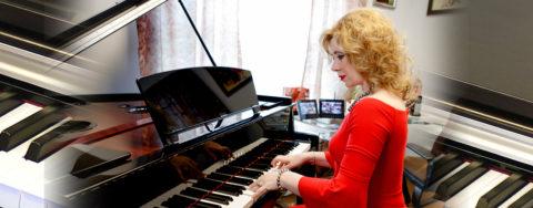 Piano Slider