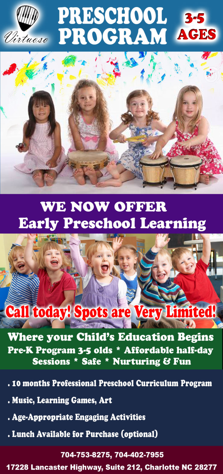 Pre School Program