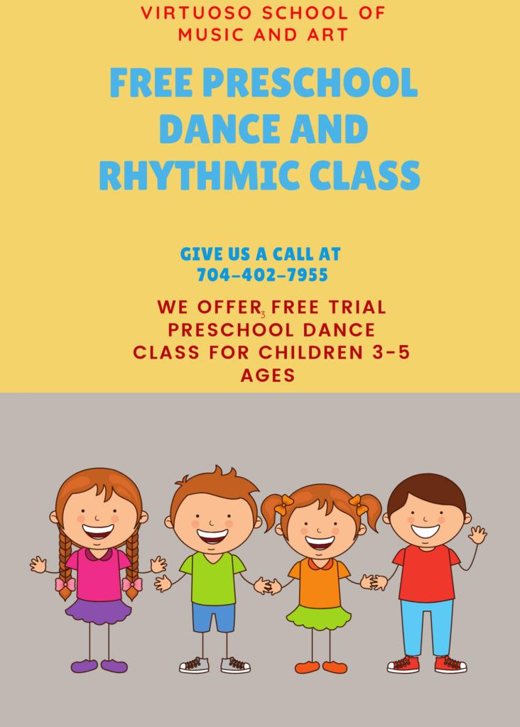 Pre School Dance Class