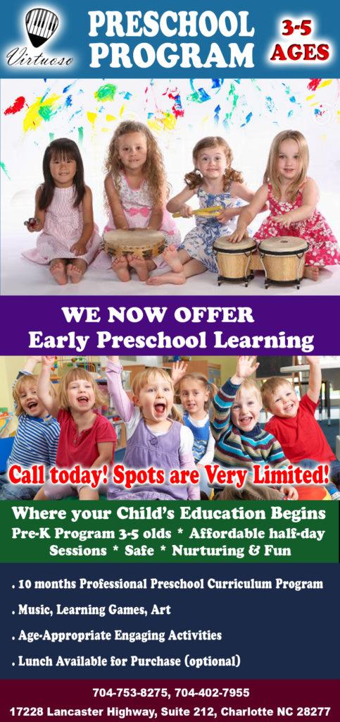 Pre School Program